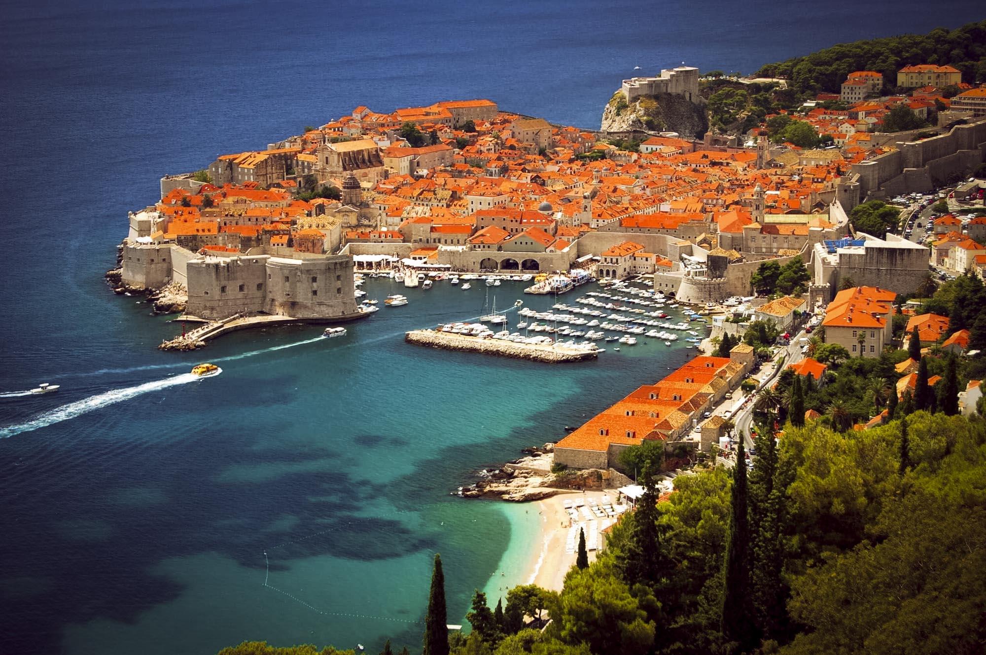 Dubrovnik tickets shop